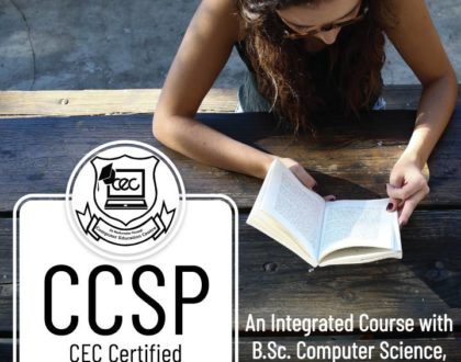CEC Certified Software Professional