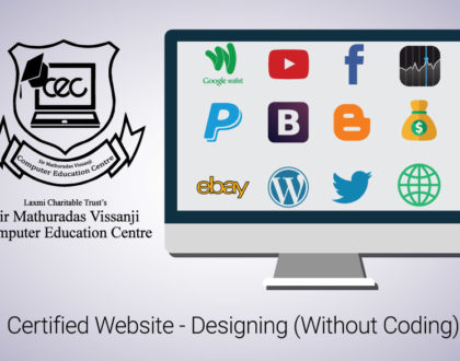 Website Designing (Without Coding)