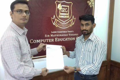 JOB Internship in Dynamic Vishva Software