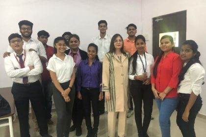 Soft Skill Training for DBA and CCSP students